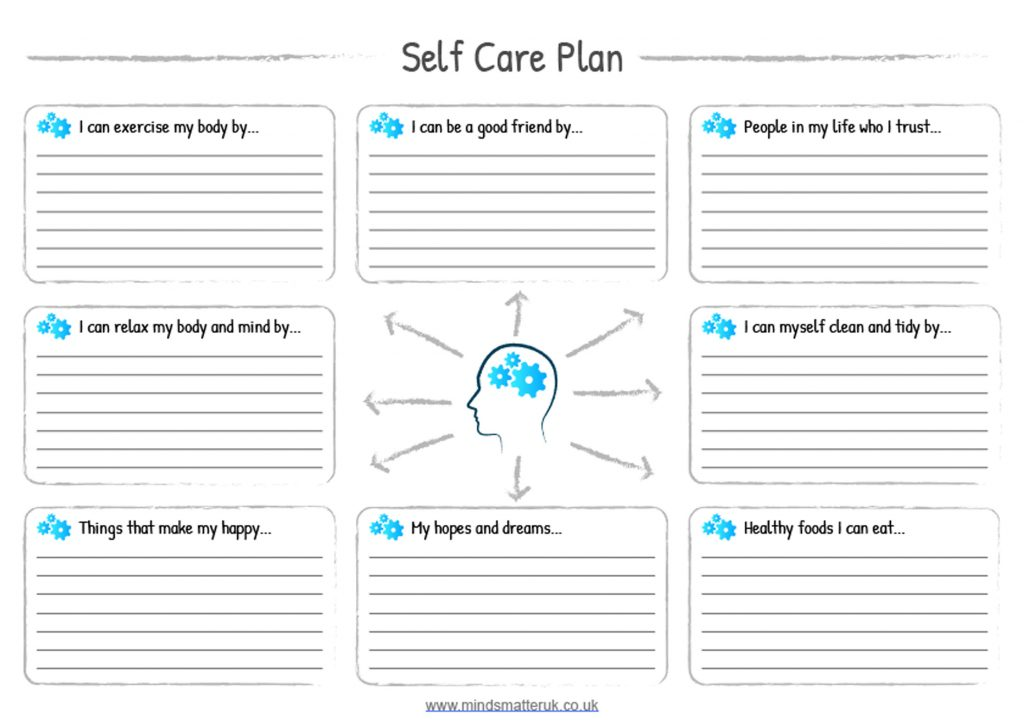 Minds Matter - Self Care ThumbnailMinds Matter - Self Care Thumbnail